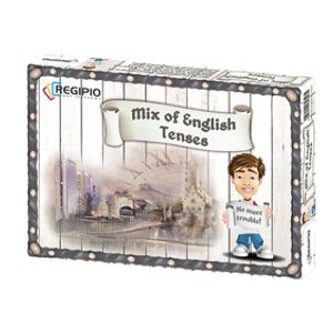 Mix of english tenses